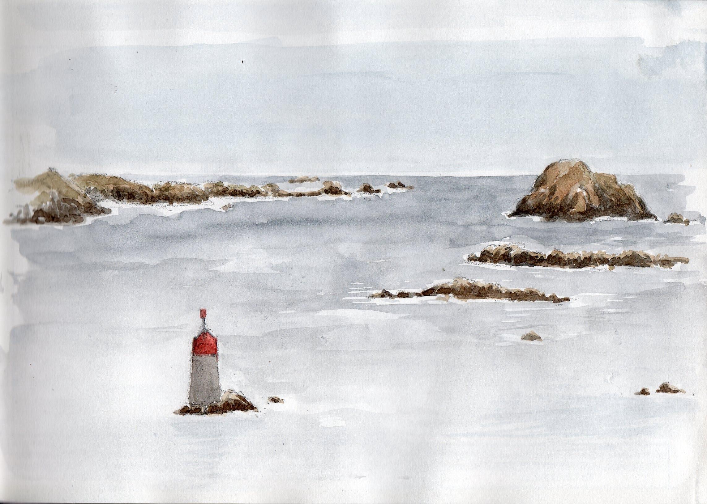 à OUESSANT … une île en mer d'Iroise